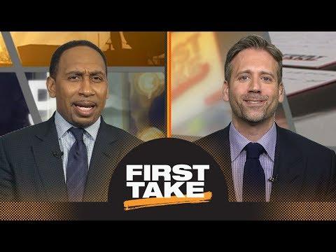 Max Kellerman compares Steve Kerr-Kevin Durant conversation to Star Wars | First Take | ESPN