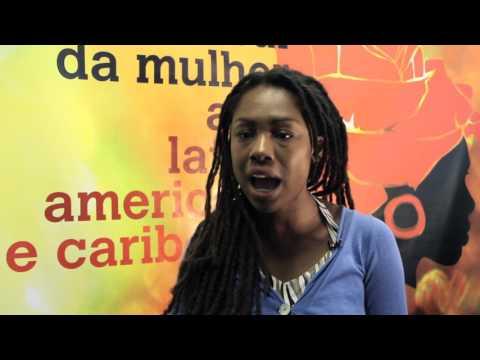 Entrevista Renata Felinto - Arte e Cultura Negra - V Latinidades 2012