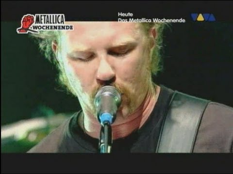 Metallica - Riverside Studios, London, England [2003.05.31] Full Concert