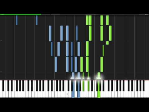 The Funeral March  Frederic Chopin Piano Tutorial Synthesia
