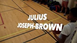 Julius Joseph-Brown 2016 Summer Highlights [Class of 2022]