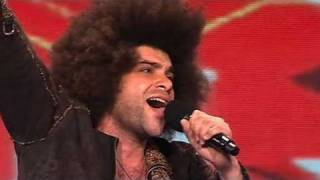 jamie Archer Afro X Factor 2009 Sex Is On Fire