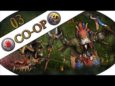 THE BIRTH OF ITCHY NUISANCE - The Bloody Handz & Crooked Moon Co-Op - Total War: Warhammer - Ep.03!