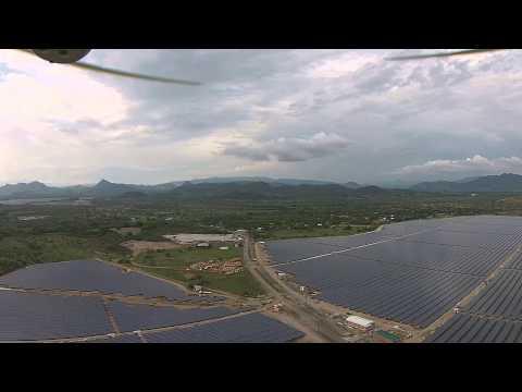 Agua Fria solar power plant, Honduras