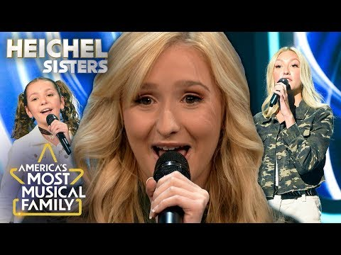 """TikTok Stars The Heichel Sisters Slay """"All About That Bass"""" 