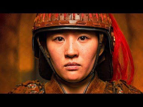 Mulan Leaves Her Family Scene - MULAN (2020) Movie Clip