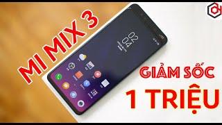 😲Sốc chưa? Xiaomi Mi Mix 3 GIẢM GIÁ - 7 TRIỆU QUÁ NGON LUÔN