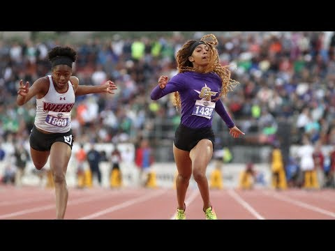 Five Chisholm Trail High School athletes compete in state track