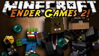 Minecraft Mini-Game : ENDER GAMES FUSION!