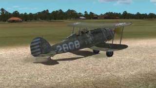 Icarusgold Gloster Gladiator Review