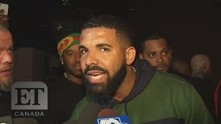 Drake Defends Raptors Fans After Game 5 Win