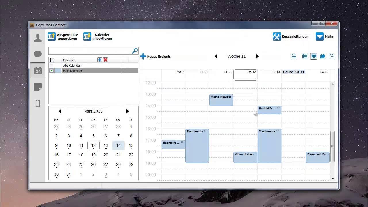 Gmail Kalender Iphone