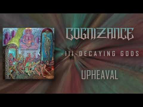 COGNIZANCE - UPHEAVAL (FULL ALBUM STREAM)