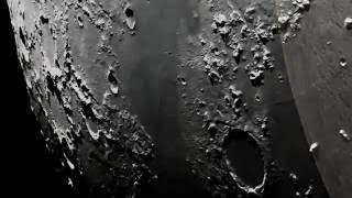 Moon in High Resolution  - Telescope Advanced VX 6'' SCT - Captured with Camera  ZWO  ASI 120 MC