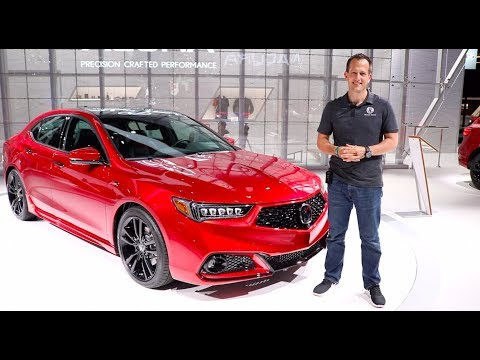 How Is The 2020 Acura TLX / MDX  PMC Edition Like BUYING A NSX?