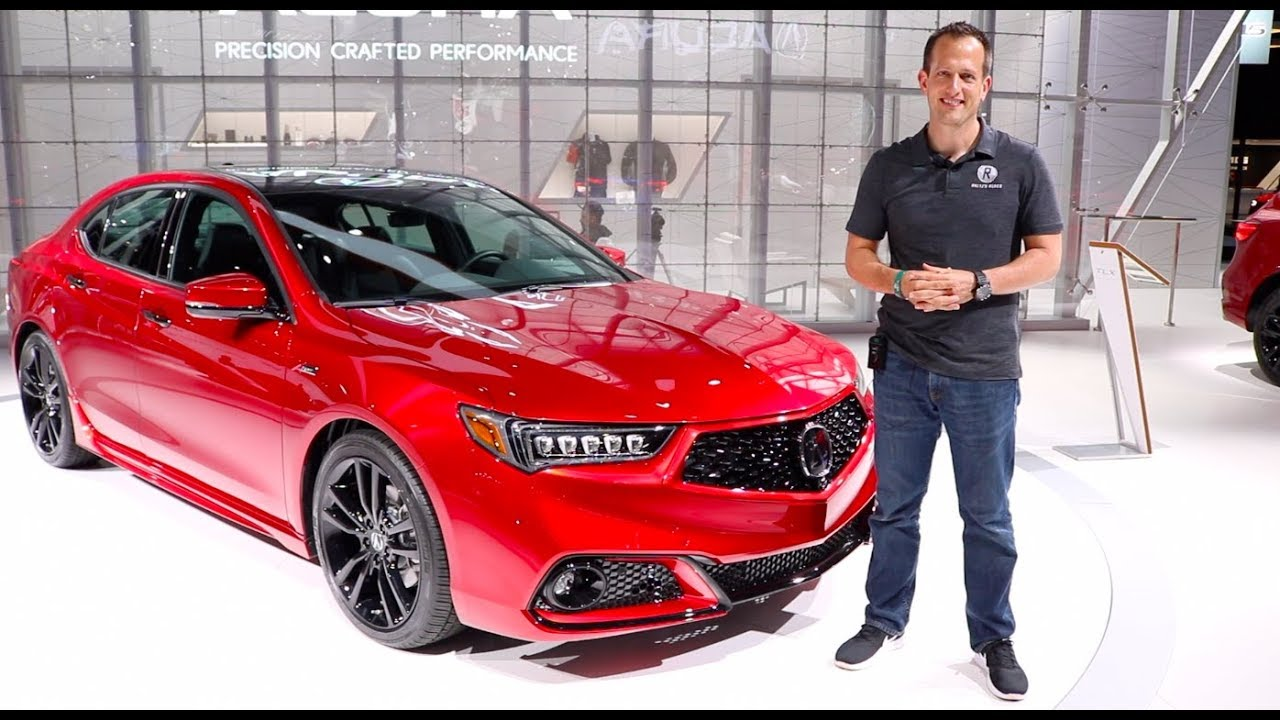 How Is The 2020 Acura Tlx Mdx Pmc Edition Like Buying A Nsx Youtube