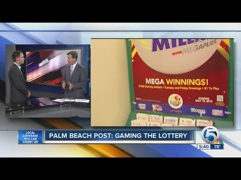 Palm Beach Post: Gaming the lottery