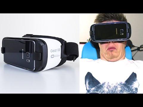 Samsung Gear VR - Déballage et Test
