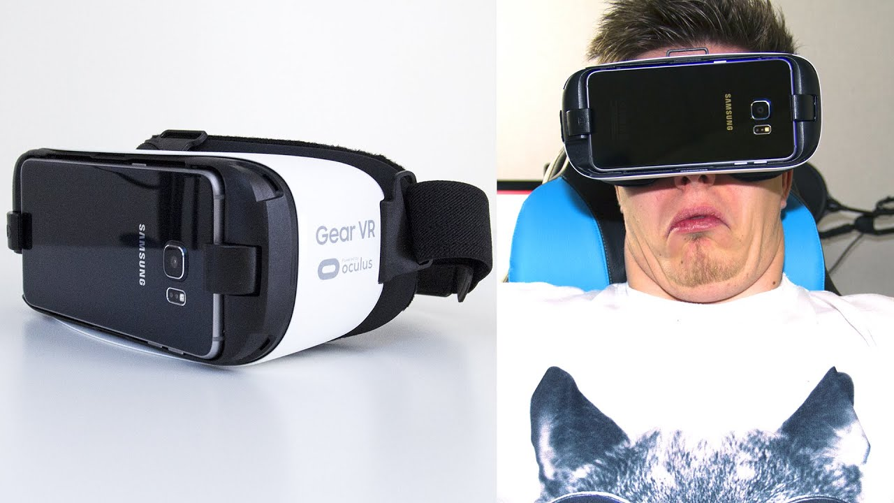 Samsung Gear VR - Déballage et Test - YouTube 8bc78ecd8191