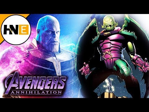 How Marvel Got the Rights to Annihilus for Avengers 4 Theory