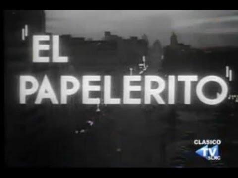 Ver PELICULA – EL PAPELERITO (1950) – (completa) en Español