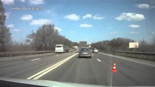 авария под Самарским, Ростовская обл., 14.04.2013