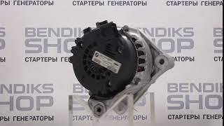 Генератор БМВ E82 E90 E84 318 320 дизель