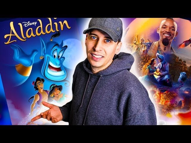 Aladdin 2019: But Like....Why? (Is it as good as the original?!)