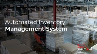 Integrated Inventory Management System