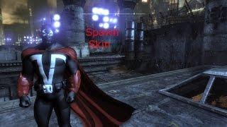 Batman Arkham City Spawn Skin