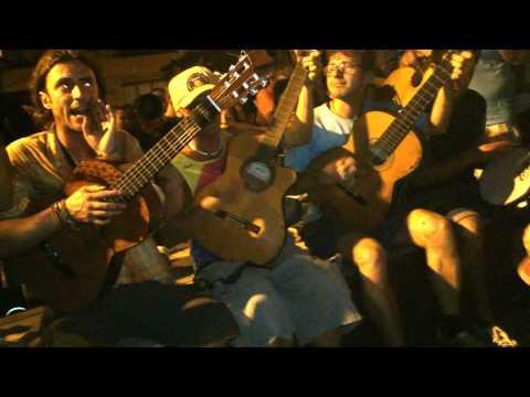 Manu Chao Street Concert Poblenou 13/09/2014