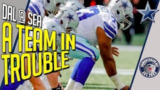 Cowboys Looking for Answers in Lose to Seahawks | Cowboys vs Seahawks Postgame