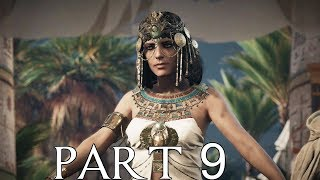 Assassin's Creed Origins Part 9/Gameplay Walktrough/GREEK