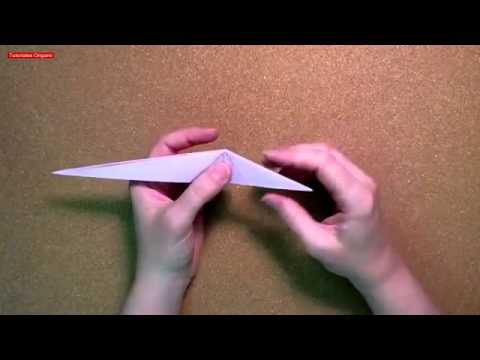 Origami Simple Unicorn Youtube