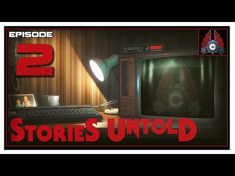 Let's Play Stories Untold With CohhCarnage (The Lab Conduct) - Episode 2
