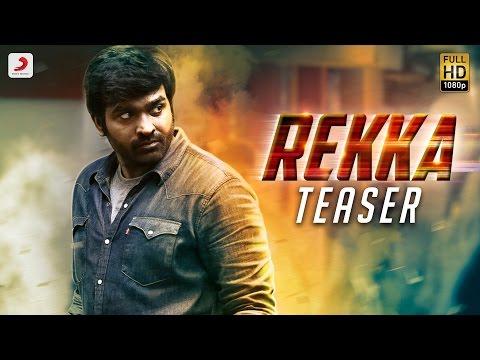 Rekka - Official Teaser | Vijay...