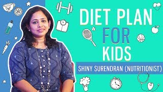Healthy Eating | Diet Plan for Kids in Sports | JFW Health