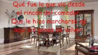 nena daconte- El aleph Con Letra