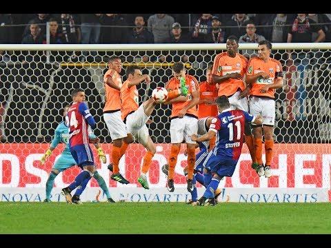 Highlights: FC Basel vs. FC Lausanne-Sport (1:2) - 09.09.2017