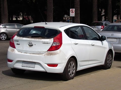 Loudest Hyundai Accent exhaust sounds in the world