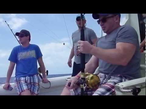 Cory, Dwight, Jeff, Blake, Patrick and The Big Tuna