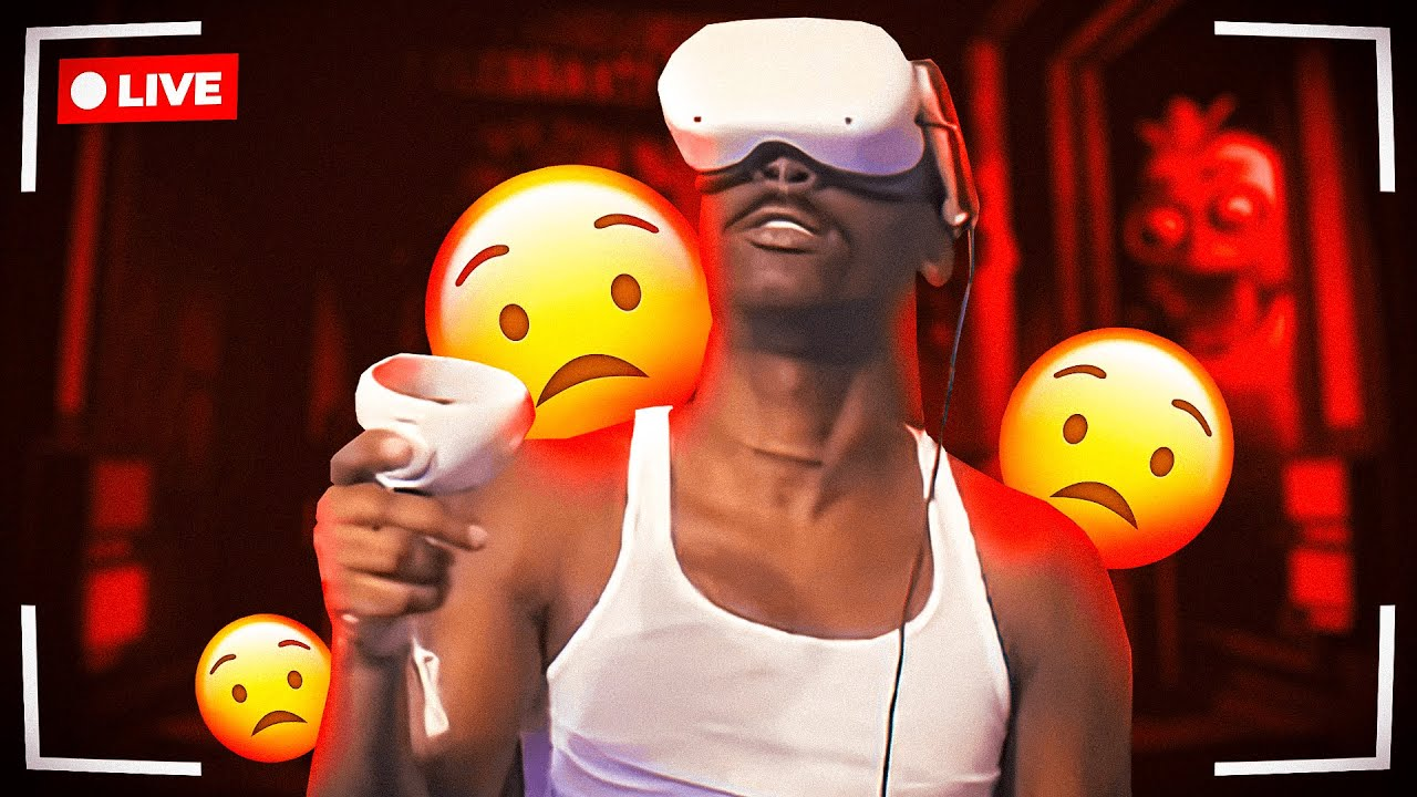 This Game Is IMPOSSIBLE To Play😱!! - Five Nights at Freddy's: Help Wanted VR