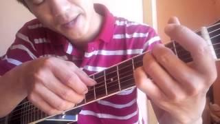 hướng dẫn guitar intro +hát hòn đá cô đơn - vechaitiensinh