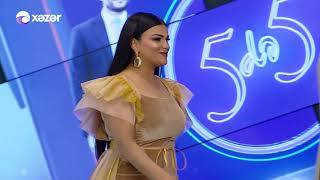 5də5 - Bahar Lətifqızı, Vasif Məhərrəmli, Kərim, Leyla Mustafayeva (09.11.2018)