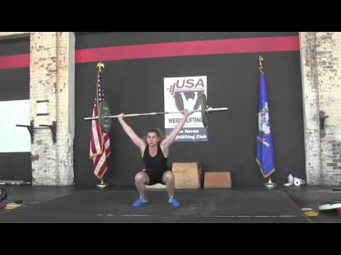2016 New Haven Women 2nd Session 69 75+