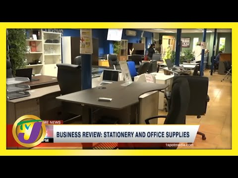 Jamaica's Business Review | Stationery & Office Supplies