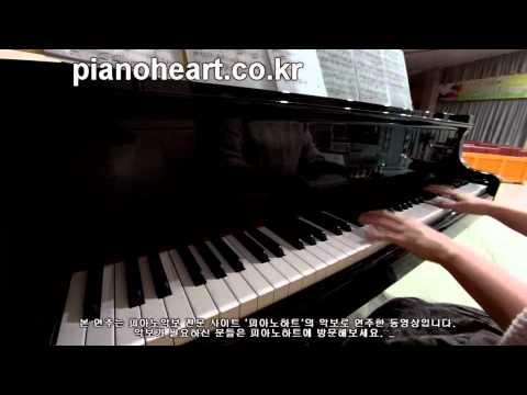 이선희(Lee Sun Hee) - 여우비(Fox Rain) 피아노 연주