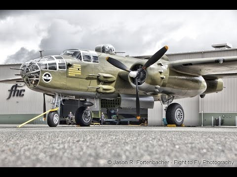 B-25 Mitchell Compilation