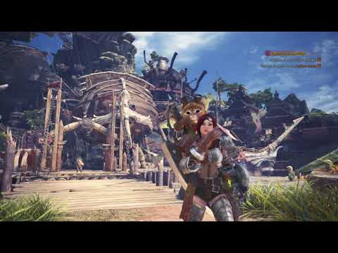 Monster Hunter World: The Noob's Guide Part 2 (Exploring Ancient Forest)
