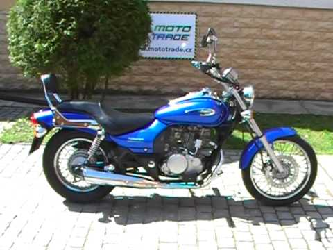Kawasaki EL 125 Eliminator - YouTube